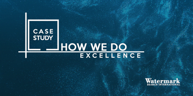 Watermark : How we do excellence