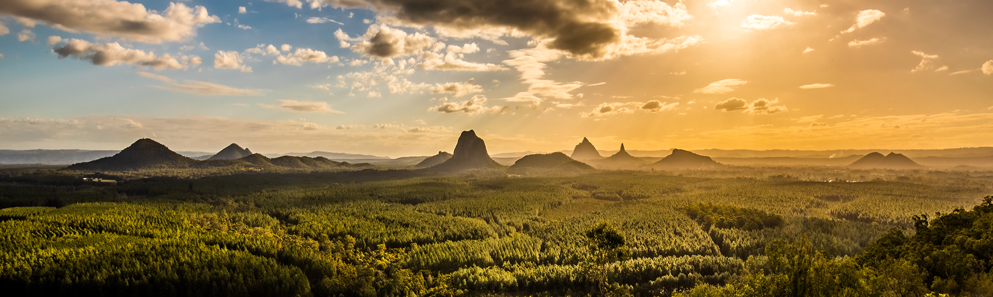 Glasshouse Mountains Resized